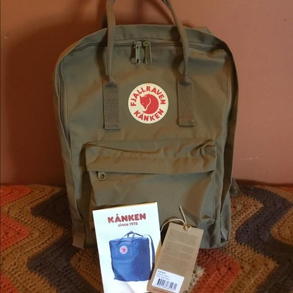 1545c8b015122 Fjallraven Handbags - 🌻HOLD For  zuly b Kanken Classic Sand